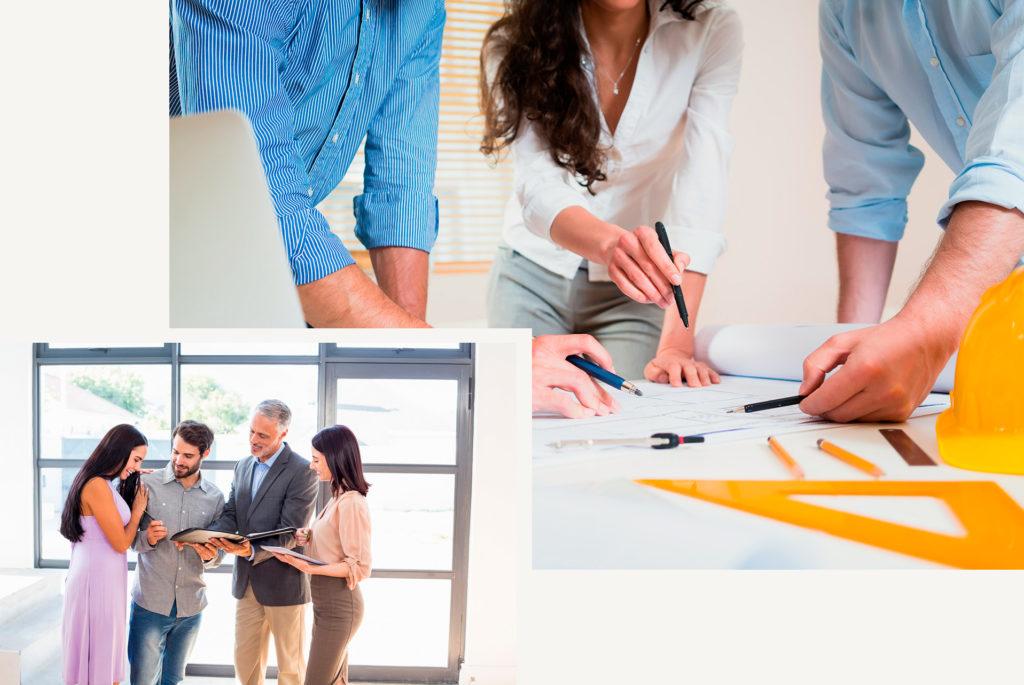 Equipo de Arquitectos Abogados API`s profesionales inmobiliarios